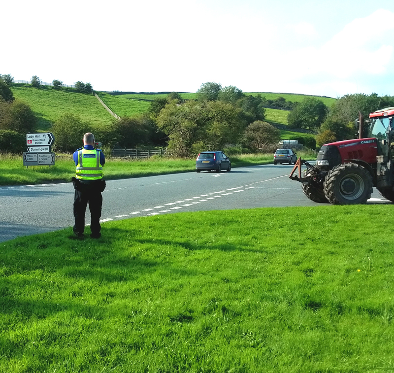 Police Speed Check