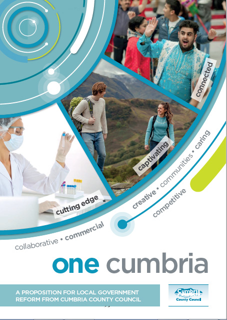 One Cumbria Document Cover