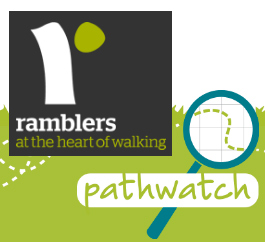 Ramblers Pathwatch App
